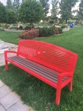 150 bench